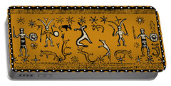 Pagan Rituals Portable Battery Charger by Vagabond Folk Art - Virginia Vivier