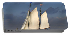 Paint Sail Portable Battery Charger
