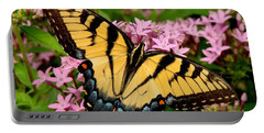 Painted Wings Portable Battery Charger