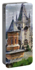 Palace Of Culture Portable Battery Charger