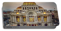 Palacio De Bellas Artes Portable Battery Charger