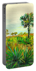 Palm And Palmetto Portable Battery Charger