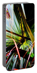 Palm Through The Fronds Portable Battery Charger
