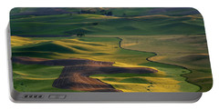 Palouse Shadows Portable Battery Charger by Mike  Dawson