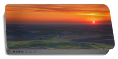 Palouse Sunset Portable Battery Charger