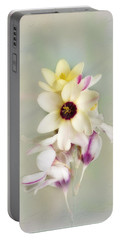Portable Battery Charger featuring the photograph Pamela by Elaine Teague