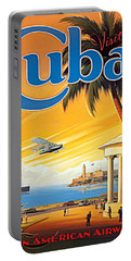 Pan Am Cuba  Portable Battery Charger