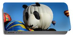 Panda Balloon Portable Battery Charger
