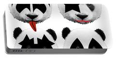 Panda Kiss  Portable Battery Charger