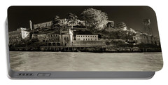 Panorama Alcatraz Up Close Portable Battery Charger