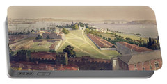 Panorama Of Constantinople, Plate 22 Portable Battery Charger