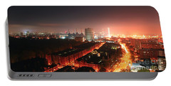Panoramic London Portable Battery Charger
