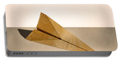 Paper Airplanes Of Wood 15 Portable Battery Charger