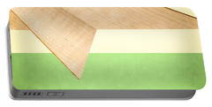 Paper Airplanes Of Wood 17 Portable Battery Charger