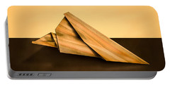 Paper Airplanes Of Wood 2 Portable Battery Charger
