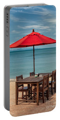 Paradise Dining Portable Battery Charger