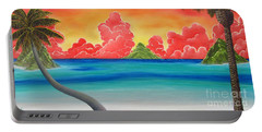 Paradise Panorama Portable Battery Charger
