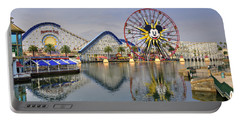 Paradise Pier Portable Battery Charger