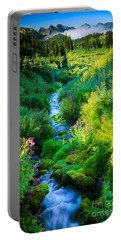 Paradise Stream Portable Battery Charger