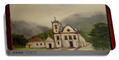 Paraty Church  Portable Battery Charger