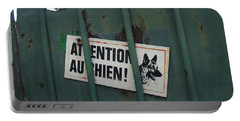 Paris - Farm Dog Portable Battery Charger