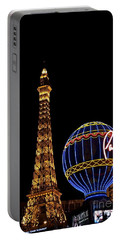Paris In Vegas Portable Battery Charger