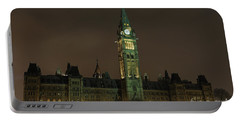 Parliament Hill Portable Battery Charger
