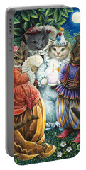 Party Cats Portable Battery Charger