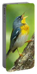 Parula Song Portable Battery Charger