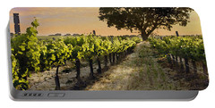 Paso Vineyard  Portable Battery Charger