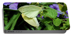 Passion Of The Butterflies Portable Battery Charger