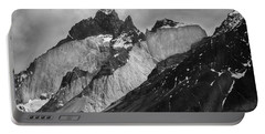 Patagonian Mountains Portable Battery Charger