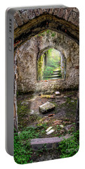Portable Battery Charger featuring the photograph Path Less Travelled by Adrian Evans