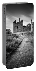 Path To Kilchurn Castle Portable Battery Charger by Dave Bowman