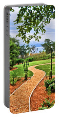 Garden Path To Wild Marsh Portable Battery Charger
