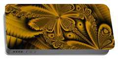 Portable Battery Charger featuring the digital art Paths Of Possibility by Elizabeth McTaggart