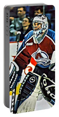 Patrick Roy Portable Battery Charger