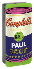 Paul Portable Battery Charger