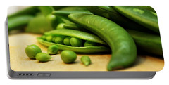 Pea Pods Portable Battery Charger