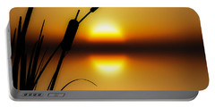 Peaceful Dawn Portable Battery Charger