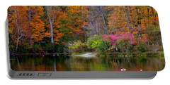 Peaceful Lake Portable Battery Charger