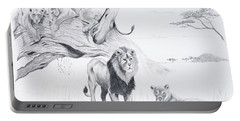 Peaceful Pride Portable Battery Charger