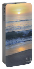 Peaceful Sunset Portable Battery Charger