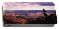 Portable Battery Charger featuring the photograph Peaceful Valley by Matt Harang