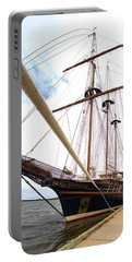 Portable Battery Charger featuring the photograph Peacemaker by Gordon Elwell