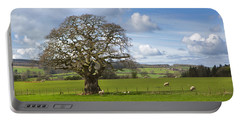 Peak District Tree Portable Battery Charger
