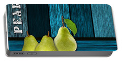Pear Farm Portable Battery Charger