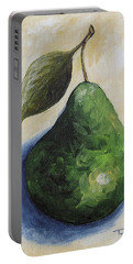 Pear In The Spotlight Portable Battery Charger