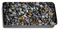 Pebbles Under Water Portable Battery Charger