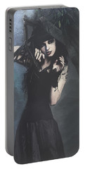 Peek Gothic Scene Portable Battery Charger